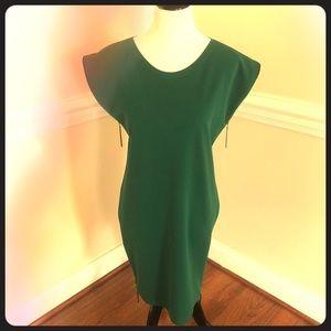 Anette Studio European boutique green dress